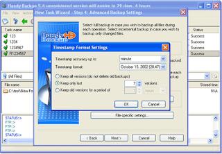 تنزيل برنامج لعمل نسخة احتياطية Handy Backup
