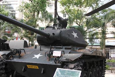Tank Museum nella guerra del Vietnam