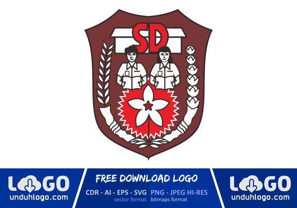 Logo SD Sekolah Dasar