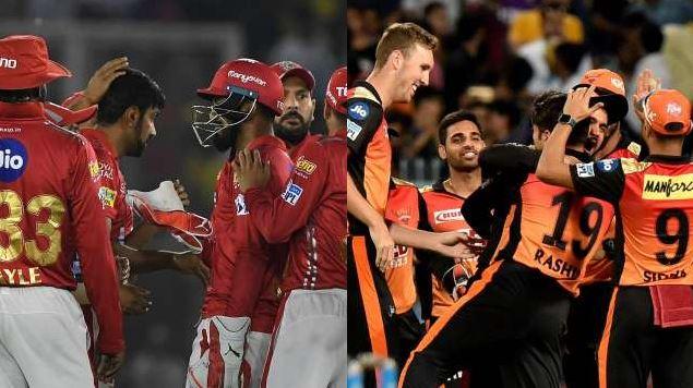 IPL 2018, Kings XI Punjab vs Sunrisers Hyderabad Match Prediction