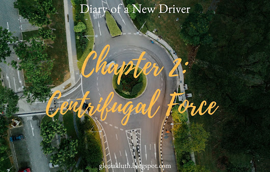 Diary of a New Driver - Chapter Two