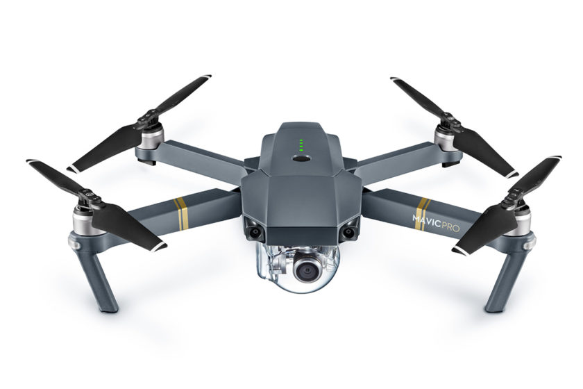 DJI Mavic Pro Drone International Giveaway