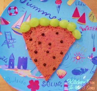 Watermelon Pancakes