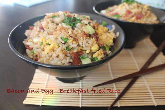 The Project Table: Breakfast Fried Rice Foodie Friday