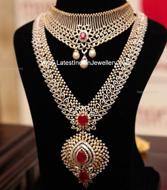 Diamond Jewellery Collection Manepally