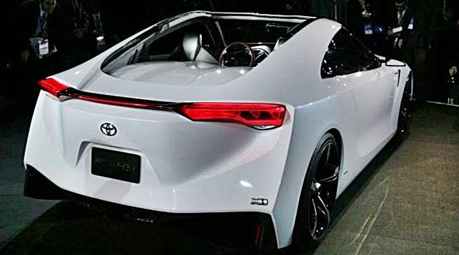 2018 Toyota Ft Hs Price