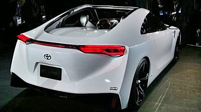 2018 Toyota FT HS Price