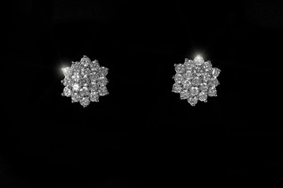 alluring earrings for wedding