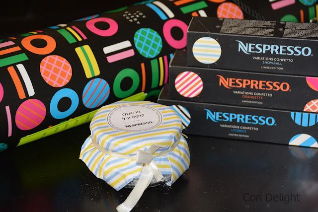 Nostalgic confetto variations nespresso
