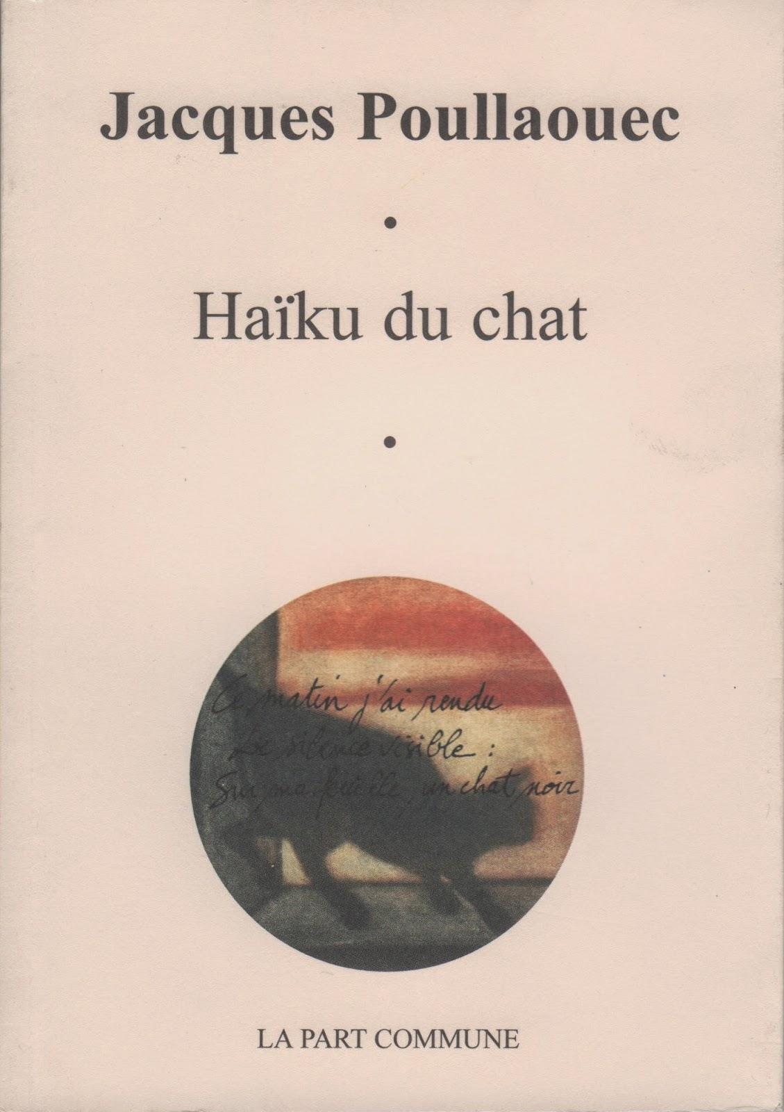 Haïkudaile Haïku Du Chat
