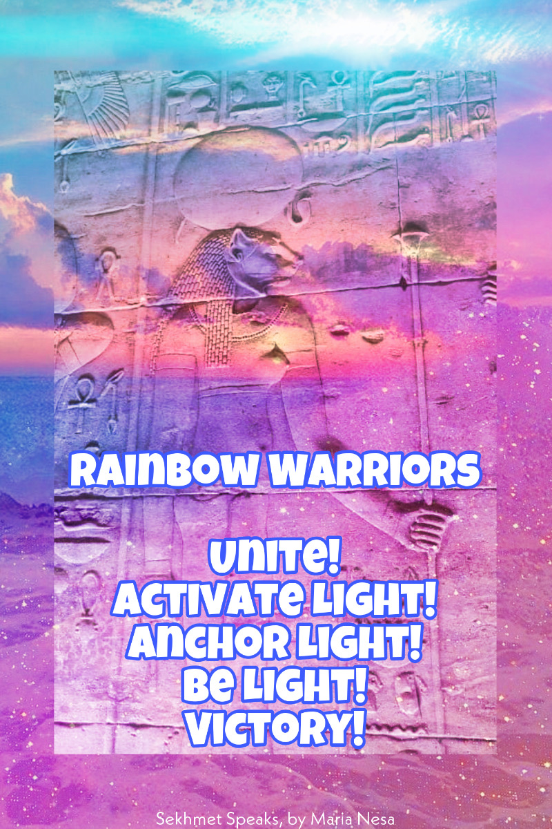 Rainbow Warriors Unite