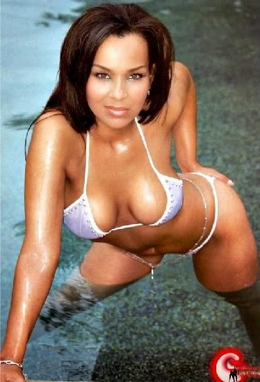 Lisa Raye Sexy Pics