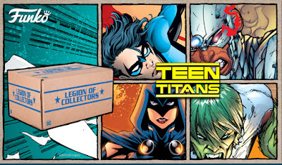 Legion Of Collector Teen Titans