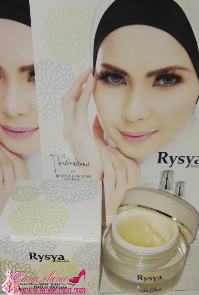 Rysya 24K Gold Serum