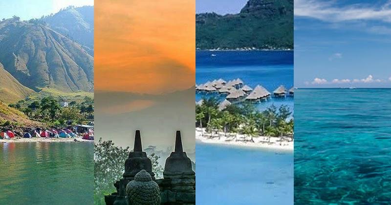 Kemenpar Garap Empat Destinasi Wisata dari 10 Bali Baru
