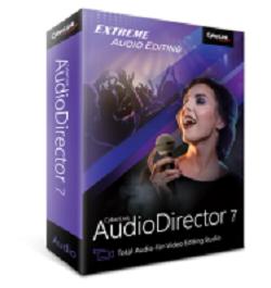 تحميل CYBERLINK AUDIODIRECTOR 7 مجانا لتعديل الصوت بسهولة في الفيديو