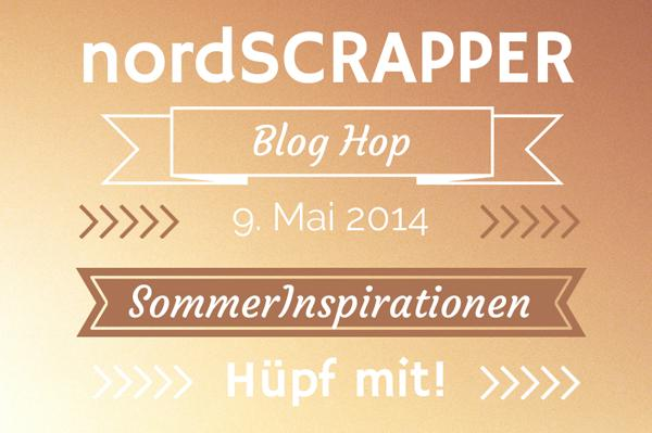 1. Nordscrapper Blog Hop