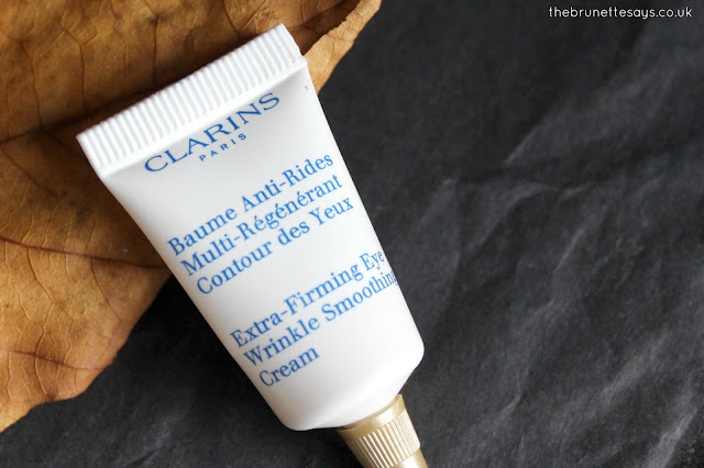 beauty, skincare, eye cream, clarins