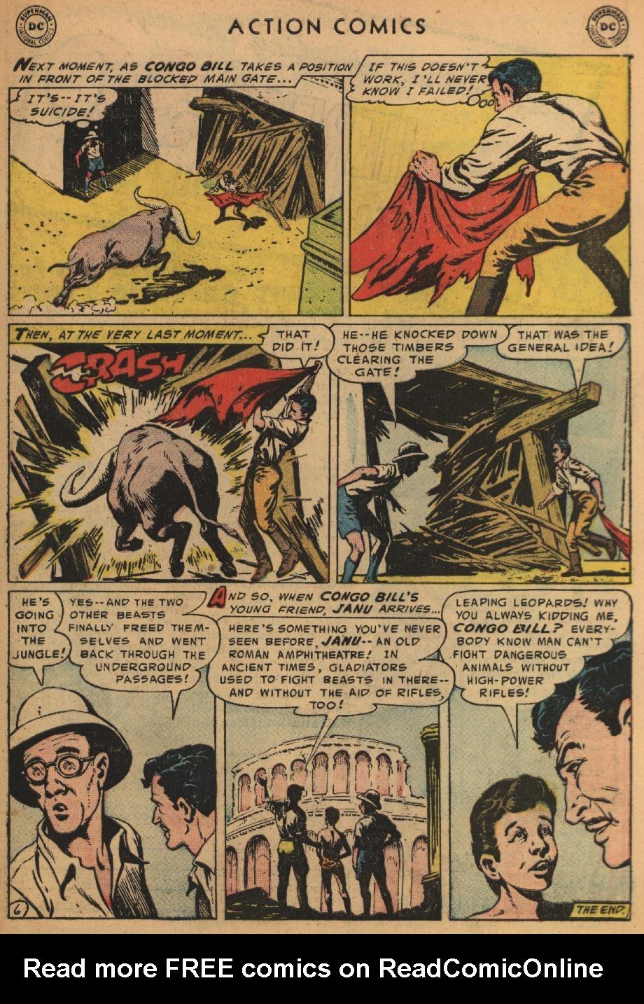 Action Comics (1938) 203 Page 32