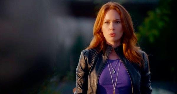 Kelly Frye es Plastique en The Flash 1x05