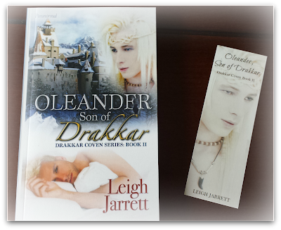 Oleander, Son of Drakkar by Leigh Jarrett