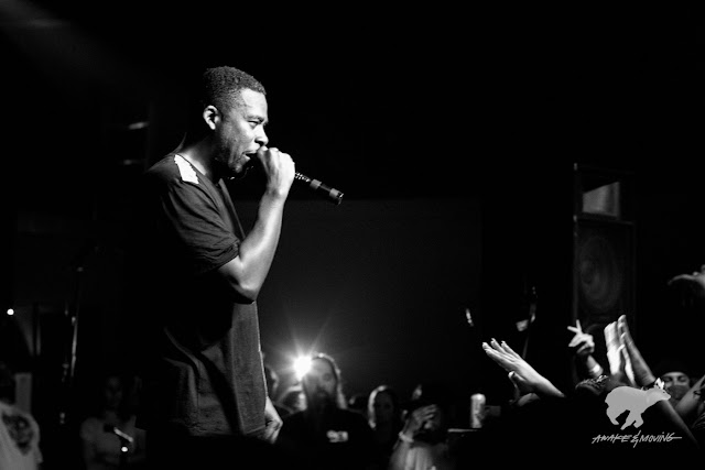 GZA/Genius of the Wu Tang Clan. San Antonio, TX.