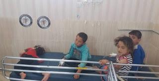 Santap Makanan Berbuka Puasa, Pengungsi Suriah di Idlib Alami Keracunan Makanan