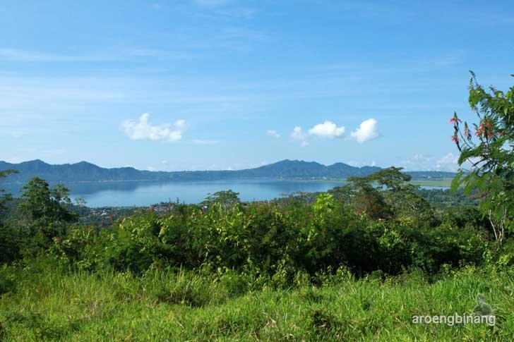 danau tondano minahasa sulawesi utara