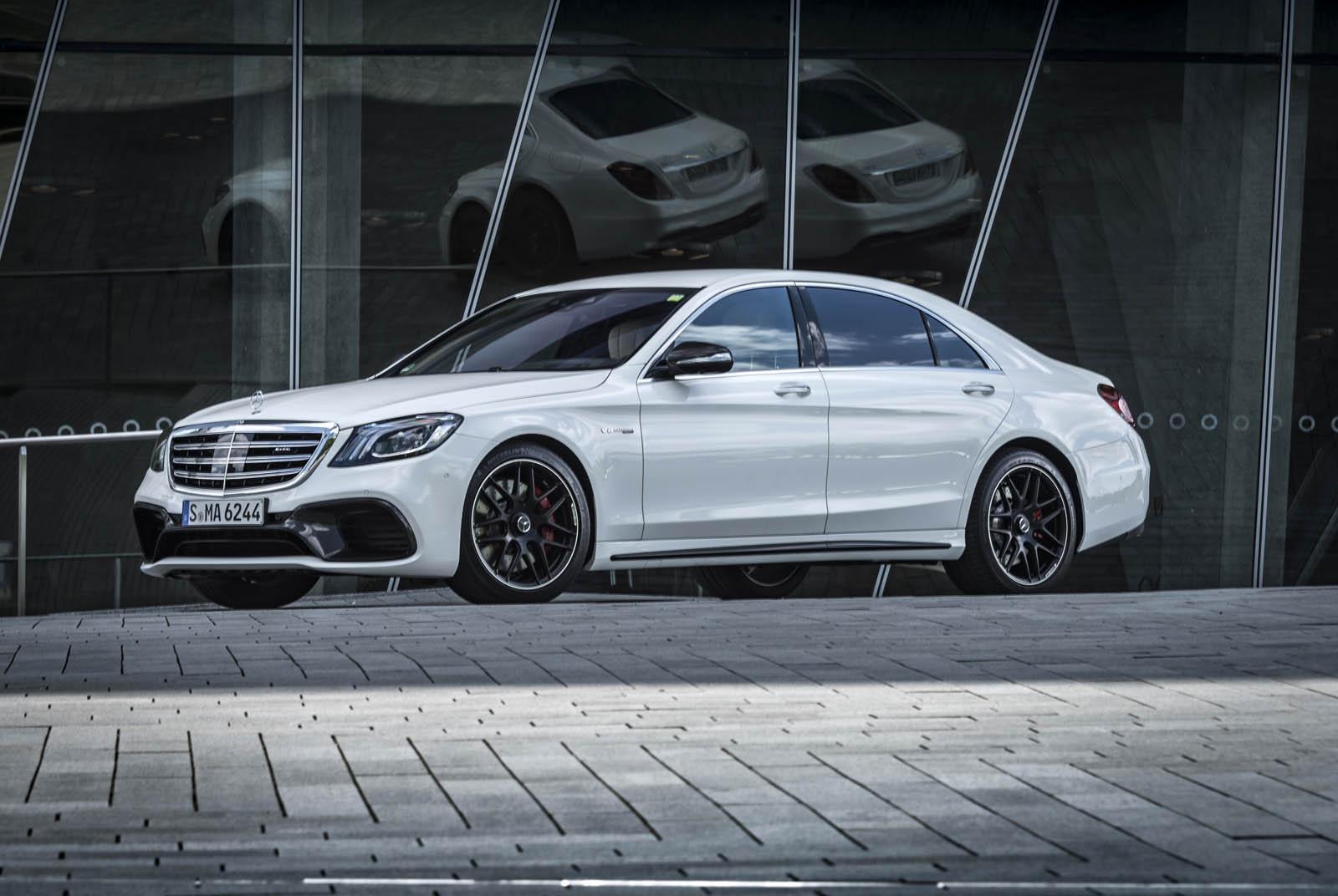 Mercedes amg s63 v8 vs s65 v12 which do you think would for V12 mercedes benz