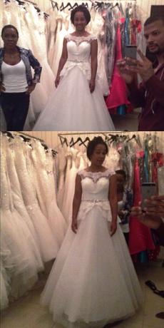 ibinabo fiberesima wedding