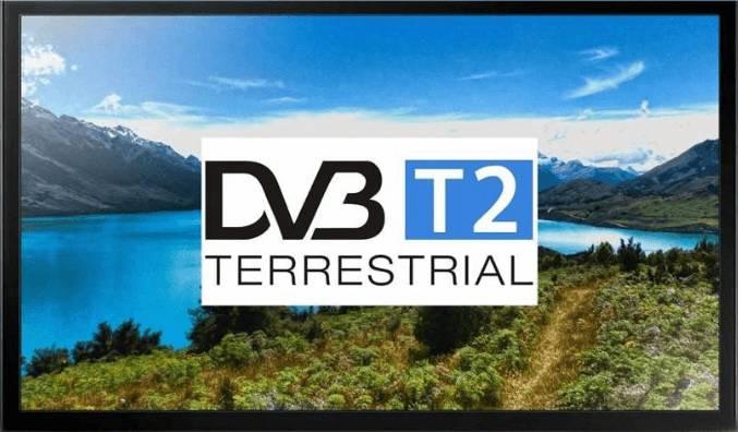 Nuovo Digitale Terrestre DVB-T2