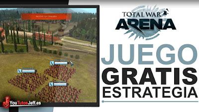 como descargar total war arena espapñol