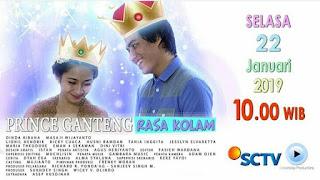 Nama asli dan biodata pemain ftv Prince Ganteng Rasa Kolam