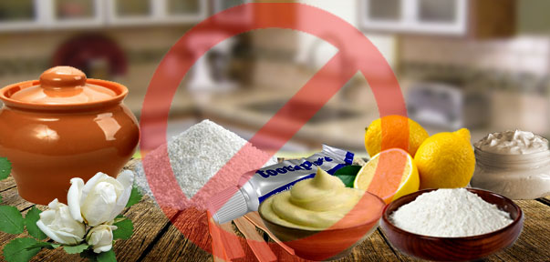 Five skin care home remedies you should never do