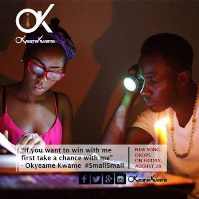Okyeame Kwame Ft. Mzvee – Small Small [Ghbestpromo.com]