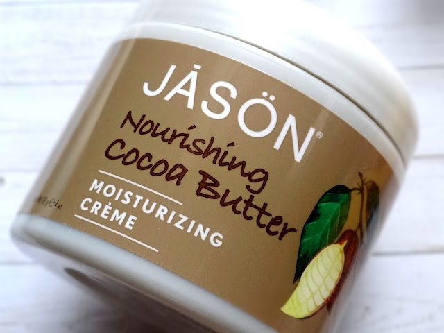 JASON Nourishing Cocoa Butter Moisturizing Cream