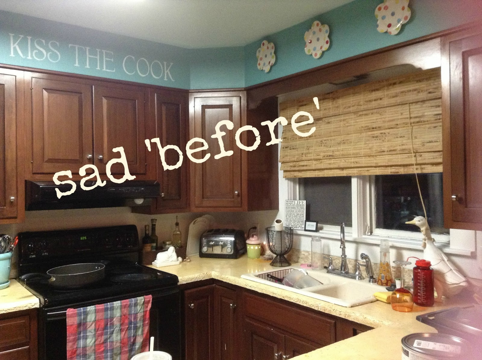 Chicpaint: Kitchen 'AFTER'!!!