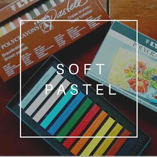 soft pastel adalah
