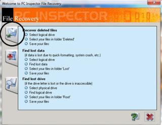 Cara Mengembalikan File Atau Data Yang Terhapus Permanen