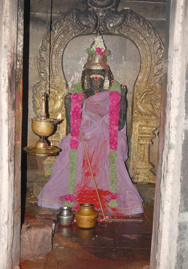 Four Faced Goddess Brahma Chamundeshwari