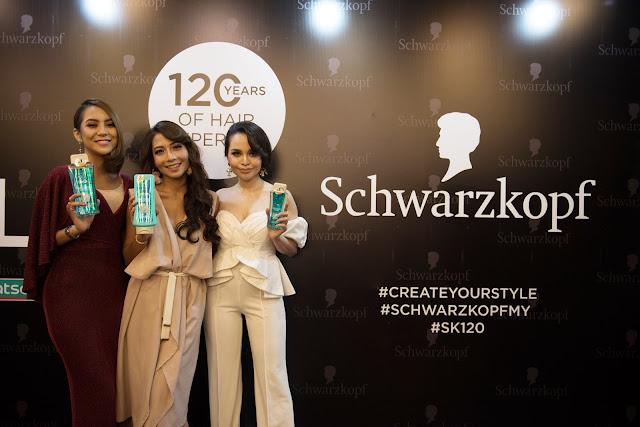 #createyourstyle Rambut Mahkota Wanita Dengan Schwarzkopf Extra Care Hydro Collagen