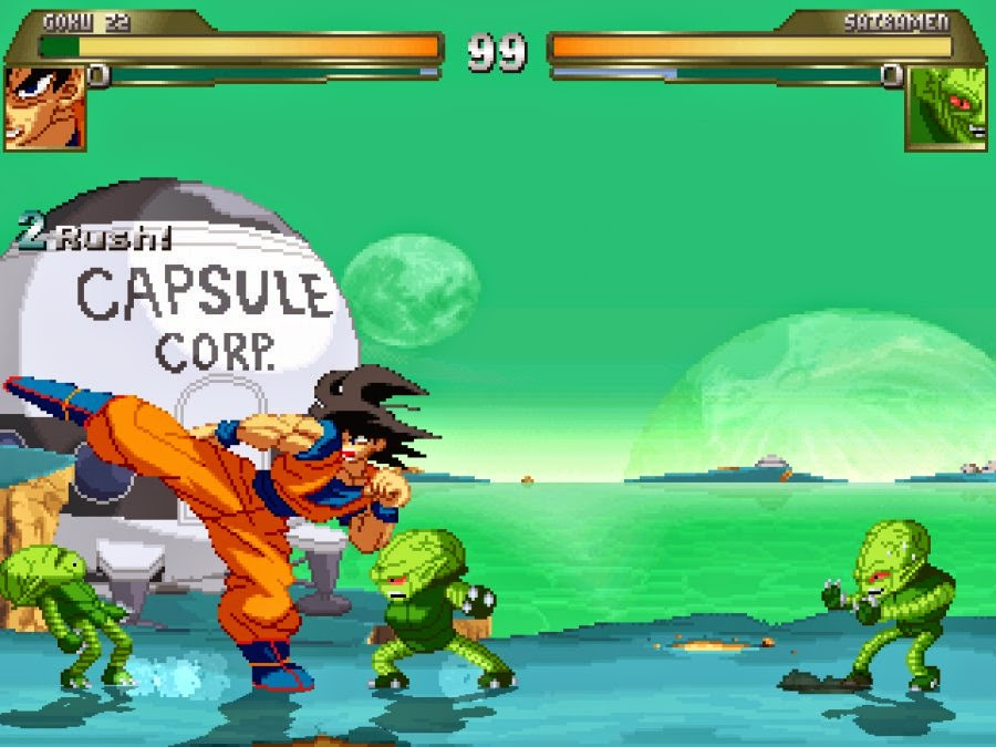 Download Game Gratis: Hyper Dragon Ball Z [Full Version] - PC