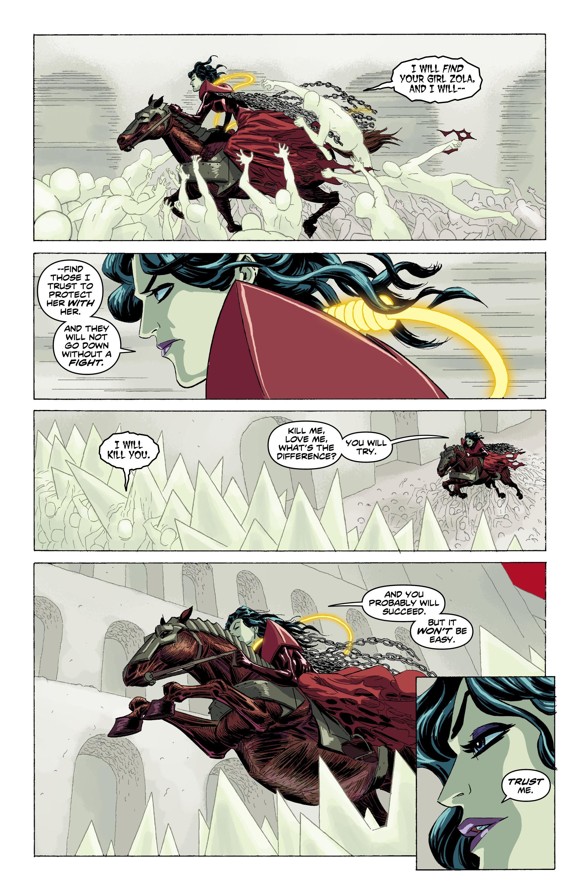 Read online Wonder Woman (2011) comic -  Issue #10 - 7