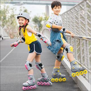 діти на роликах xiaomi