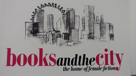 Book Events: Books and The City / Simon Schuster UK Spring Blogger Event 2017