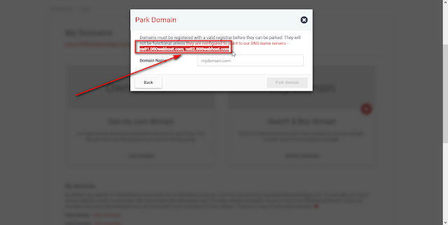 How to Connect your own Domain with Web Hosting in 000webhost