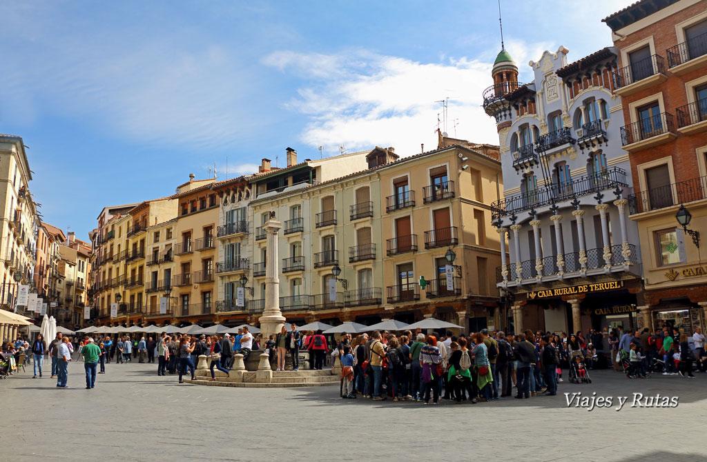 Plaza del Torico, Teruel
