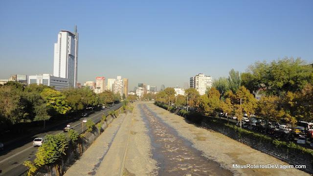 Rio Maipo - Santiago