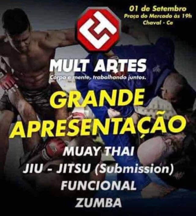CT Mult Artes promoverá grande apresentação nesse sábado em Chaval