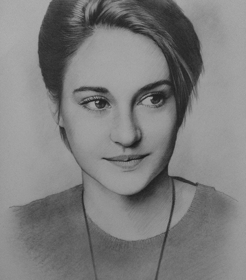 08-Shailene-Woodley-Berikuly-Erkin-Very-Expressive-Realistic-Portraits-www-designstack-co